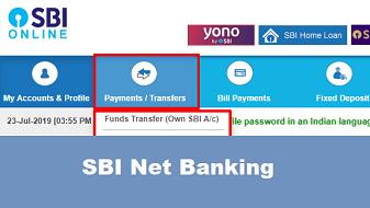 SBI net banking