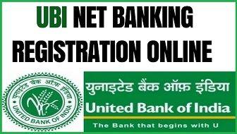 UBI Online Banking Registration