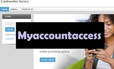 Myaccountaccess Login Guide