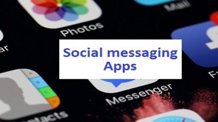 Social messaging App