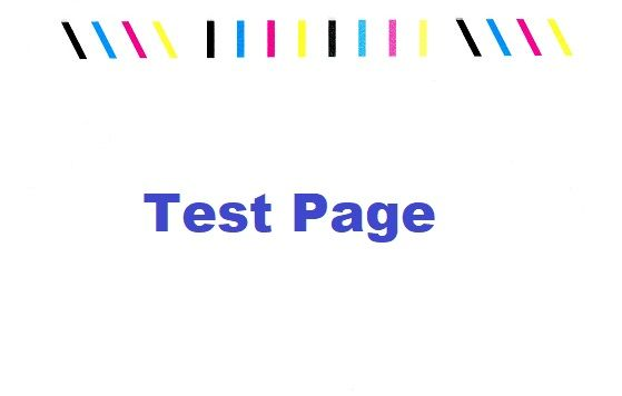 Print a Test Page Online | Gadget Media