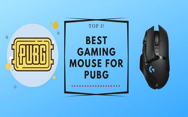 Top 5 best gaming mouse for Pubg