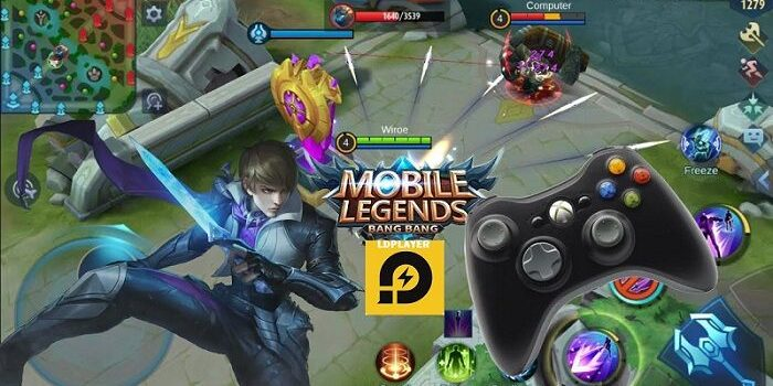 Mobile Legends Bang Bang on PC