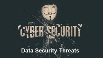 data security threats