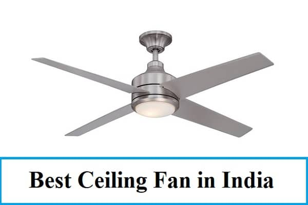 Best Ceiling Fan in India