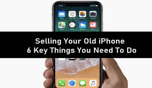 Selling Your Old iPhone