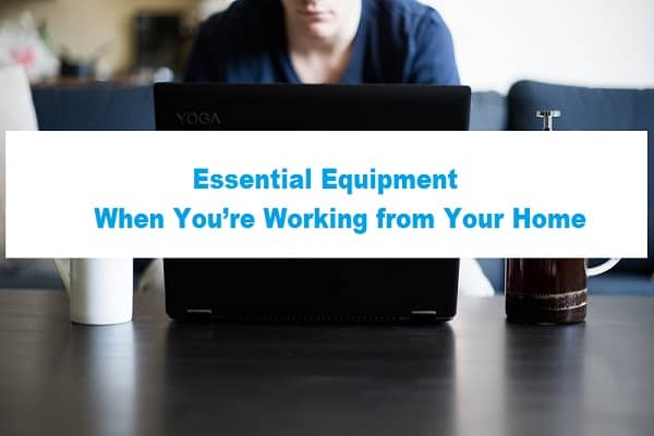 Working from Your Home