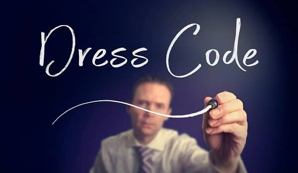 Create a Dress Code Policy
