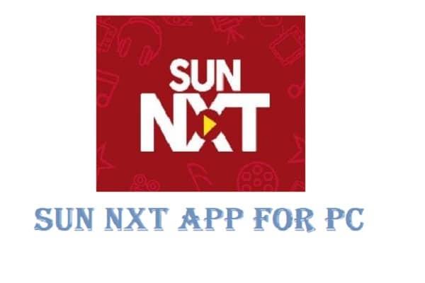 Sun NXT App for PC