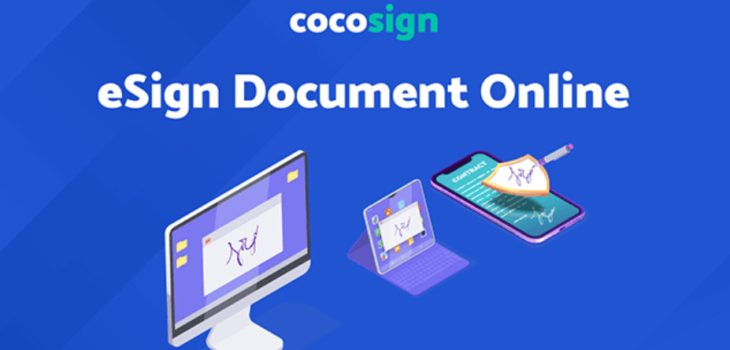 Use CocoSign To Sign or Create A PhotoGraph Consent