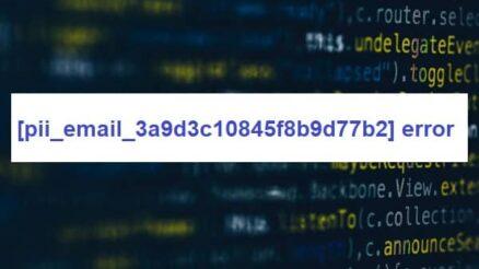 [pii_email_3a9d3c10845f8b9d77b2] error