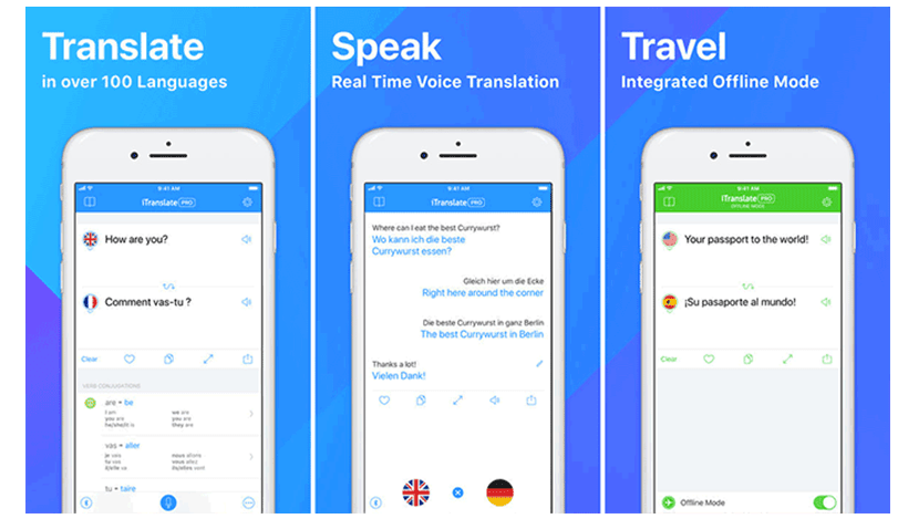 Best Android and iOS Offline Translator Applications