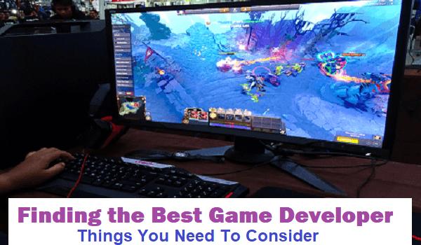 Finding the Best Game Developer