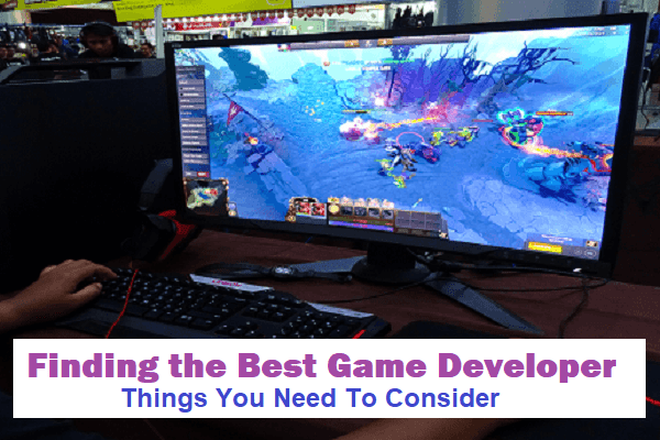 Finding the Best Game Developer