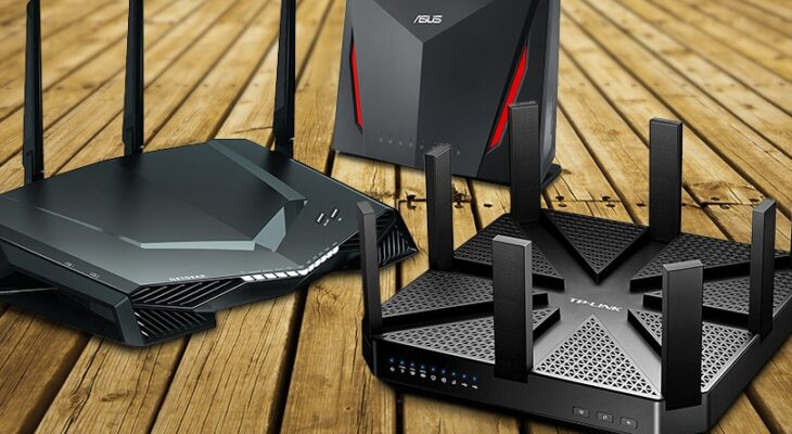 Best Routers to get in 2021