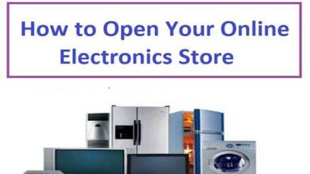 Online Electronics Store