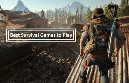 Best Survival Games to Play