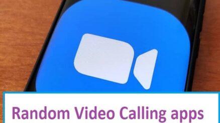 Random Video Calling apps