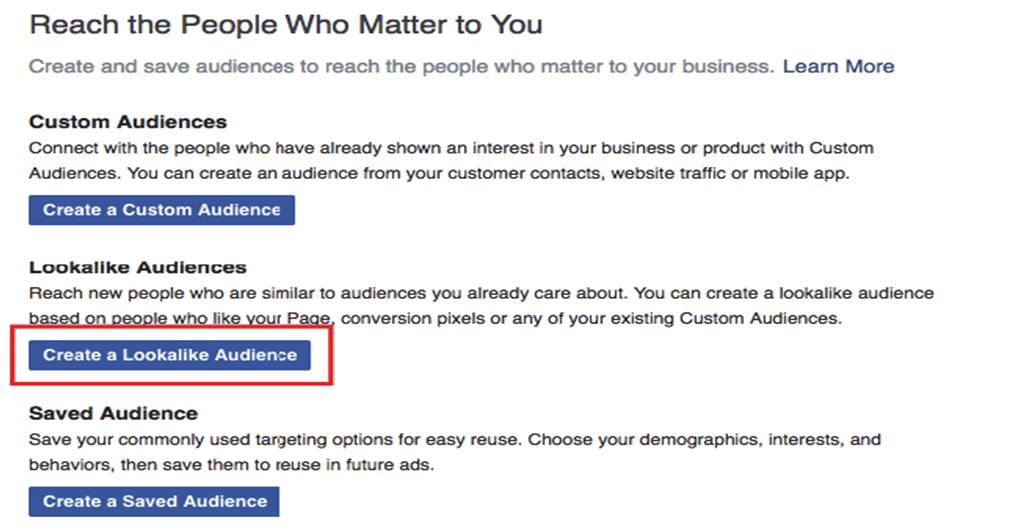 Target your Cold Audience that Can Easily Be Warmed