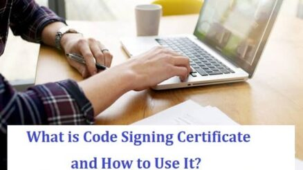 What is Code Signing Certificate