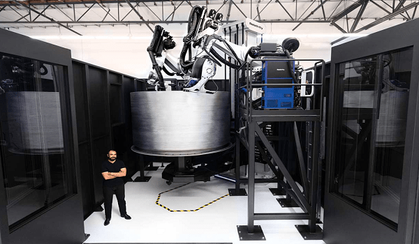 major developments in 3D printing